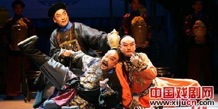 """上海京剧剧院推出《灿烂的秋天》。上海戏剧——上海京剧剧院庆祝世博会第11个表演季节"""""""