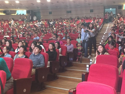 新历史京剧《大梦长歌》在重庆师范大学隆重上演