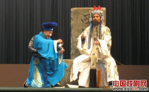我第二次看鞠萍歌剧《朱文姬》