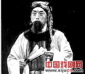 李宝春和梅宝九联合演出《永生宫殿》