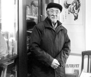 """""""李氏五虎""""中唯一幸存的成员李惠森一直孜孜不倦地继承京剧。"""