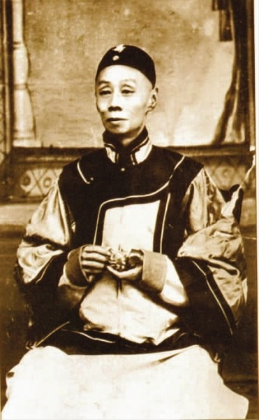 """谭鑫培六次登上上海,树立了""""音乐之王""""的美誉"""