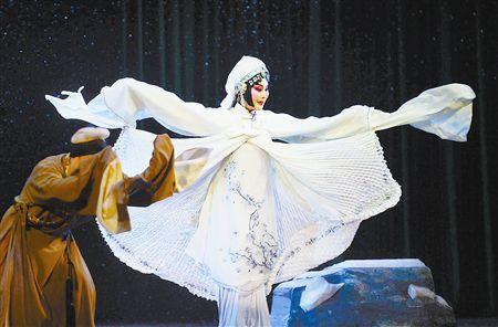 """天津平剧剧院与""""赵金堂""""一起参加了首届京津冀精品剧目展"""