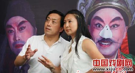 李宝春和里戈莱托在上海演出