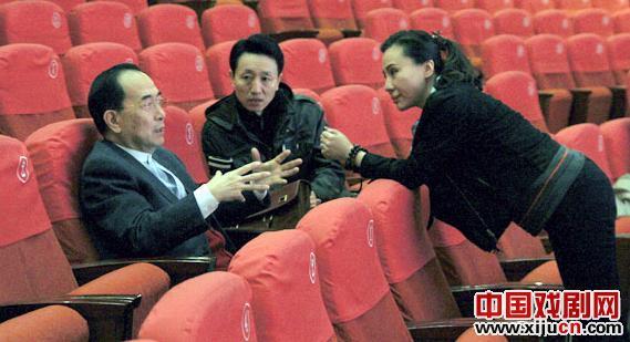 """叶少兰:""""关注""""是京剧艺术的灵魂"""