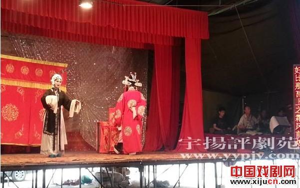 戏曲艺术使地方剧团始终立足民间