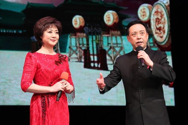 """中国国家京剧剧院2018年加拿大之旅的第一站""""春节快乐""""新年歌剧晚会在多伦多成功举行"""