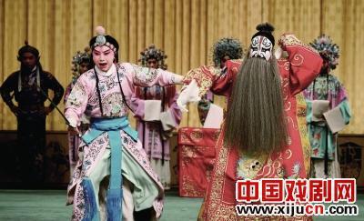 世界上没有现成的京剧市场。