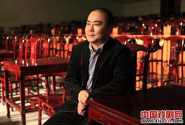 """杨赤""""歌颂中国几千年的历史,发扬中国艺术的精髓是我一生的使命!"""""""