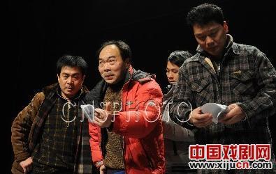 浙江京剧团2010年开展农村送剧活动