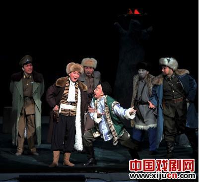 梅兰芳大剧院5月1日上演京剧《智取虎山》
