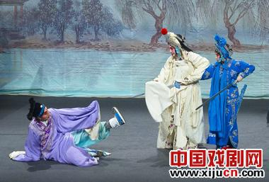 天津青年京剧团成功结束奥克兰演出