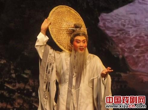 新传奇故事剧《白云真人》
