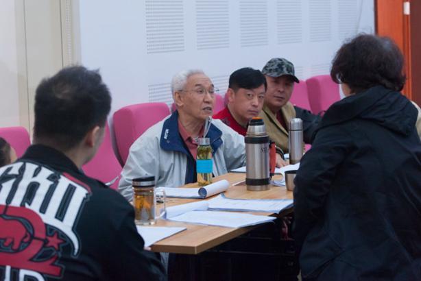 著名评剧《燃烧的骨头》的集结小组将在海河剧院排练厅举行。