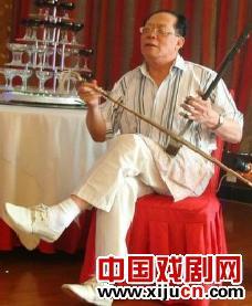 著名评剧作家秦交文死于心脏病