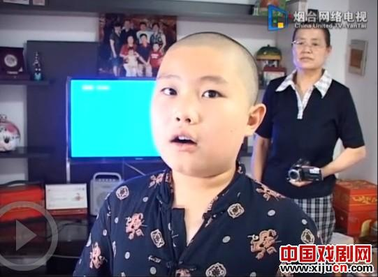 许静香:一个只有听完京剧才能入睡的少年