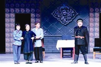 唐山评剧团评剧《杨三姐高传》出现在《中国瑰宝·保利爱——中国优秀地方戏展》中