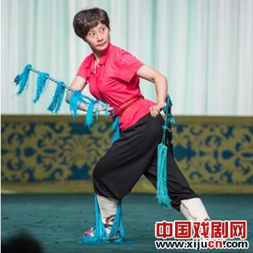 """郭岳明:""""京剧人应该能够忍受贫穷和无聊。"""""""