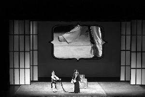 王佩瑜和石弘毅领衔了著名的每月京剧四部曲的演出