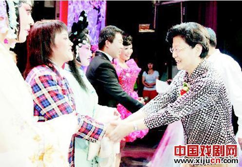 平陆区金歌剧艺术团的大型金歌剧话剧《奶妈》获得五项大奖。